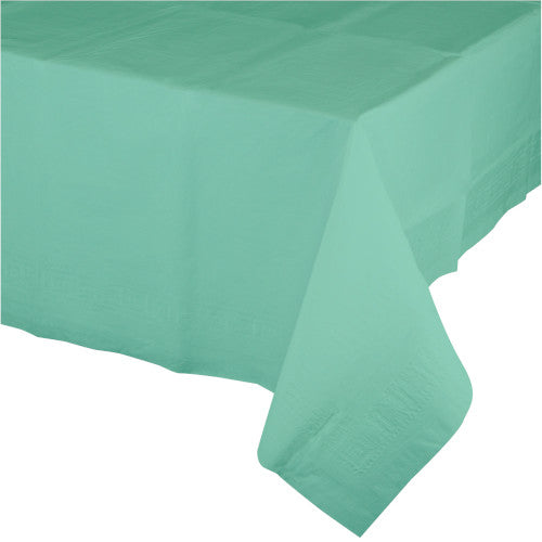 Paper Table Cover - Mint