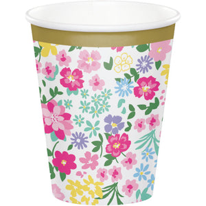 Cups - Tea Party 8ct