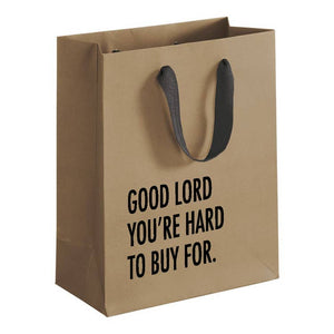 Gift Bag - Hard To Buy For