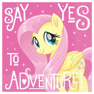 Lunch Napkins - My Little Pony 16ct
