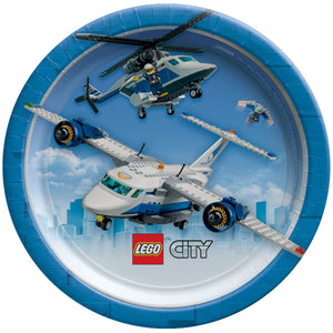 Dessert Napkins - Lego City 8ct