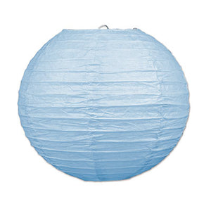 Paper Lanterns - Light Blue 3ct