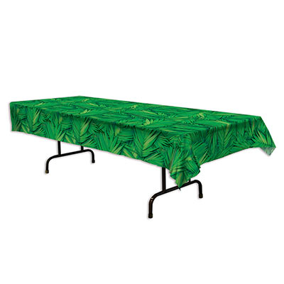 Table Cover - Palm Leaf