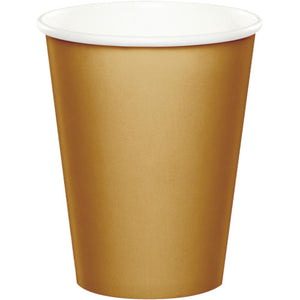 Cups - Glittering Gold 24ct