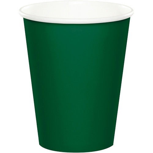 Cups - Hunter Green 24ct