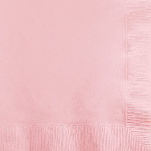 Lunch Napkins - Classic Pink 50ct