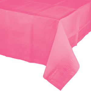 Paper Table Cover - Candy Pink