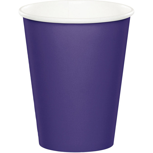 Cups - Purple 24ct