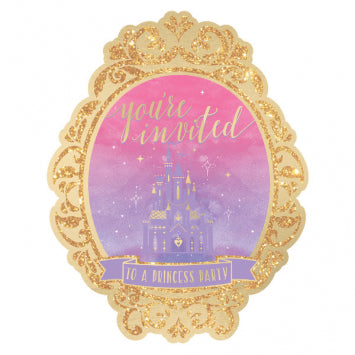 Invitations - Disney Princess 8ct