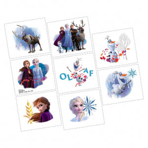 Tattoos - Frozen 8ct
