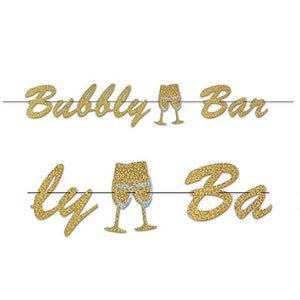 Banner - Bubbly Bar