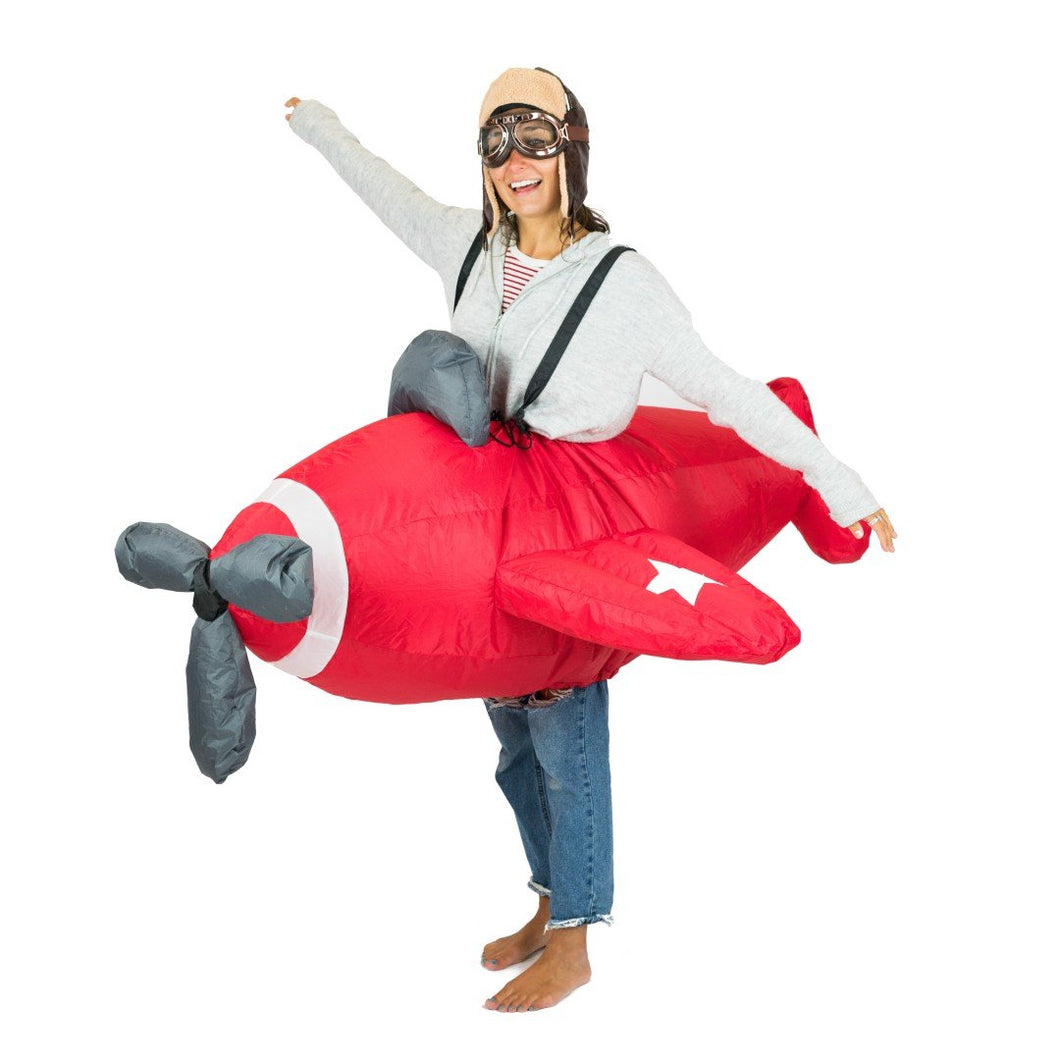 Inflatable Costume - Plane
