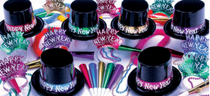 New Year's Eve Party Kit - Midnight Party