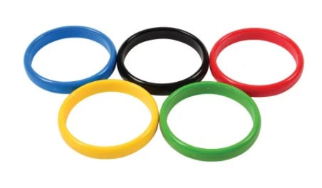 Olympic Cane Rack Rings 5pc