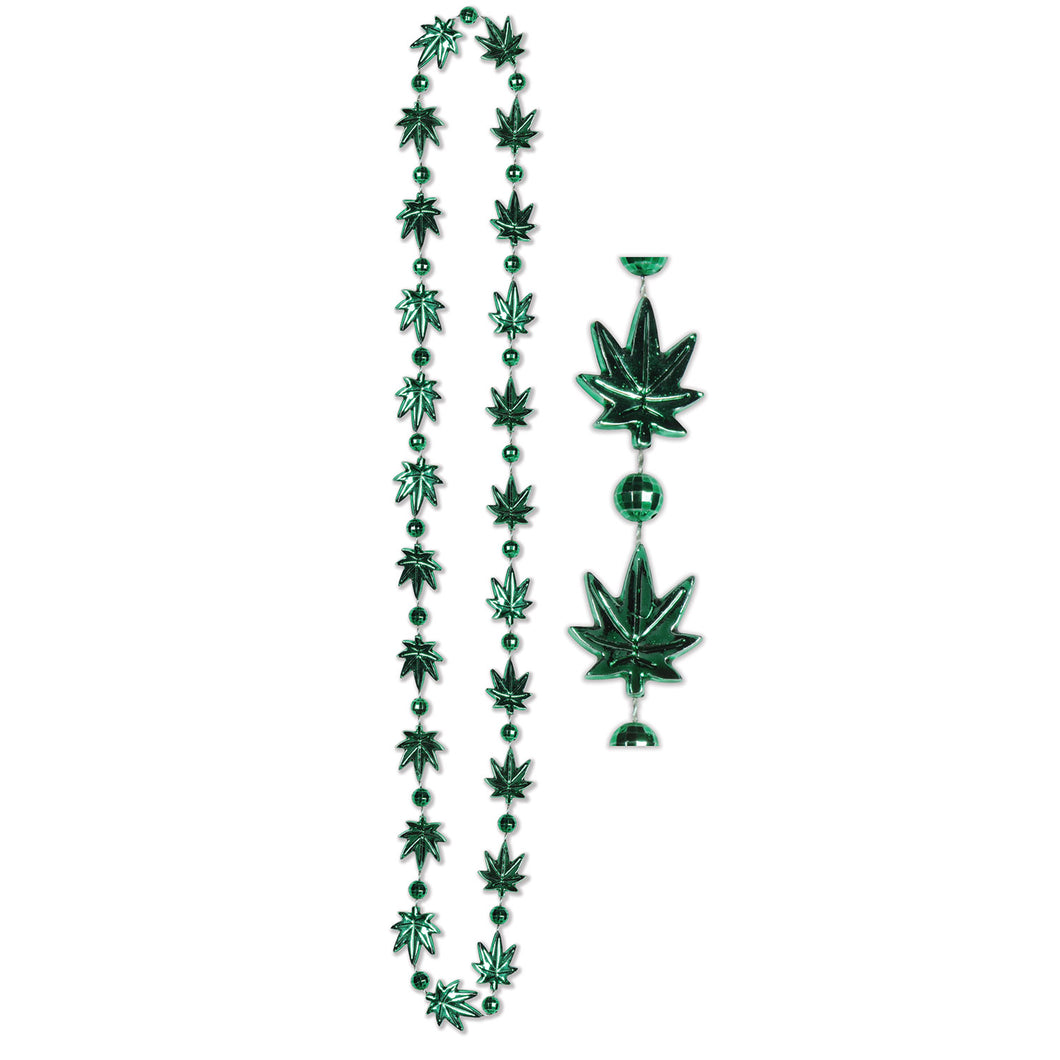 Cannabis Beads - Small