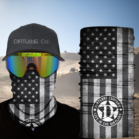 Midnight Merica - Neck Gaiter