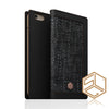 iPhone 6s PLUS / 6 PLUS Premium Leather Fabric Wallet Case SLG D5 Edition - Patchworks Global Inc - 2
