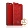 iPhone 6s PLUS / 6 PLUS Premium Leather Fabric Wallet Case SLG D5 Edition - Patchworks Global Inc - 1