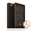 iPhone 6s PLUS / 6 PLUS Premium Leather Fabric Wallet Case SLG D5 Edition - Patchworks Global Inc - 3