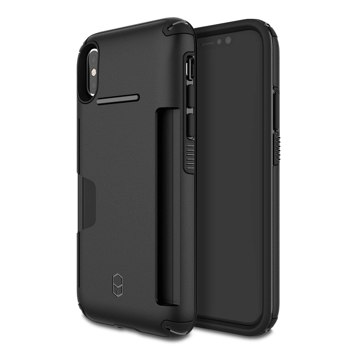 IPHONE XS / X CASE - LEVEL WALLET