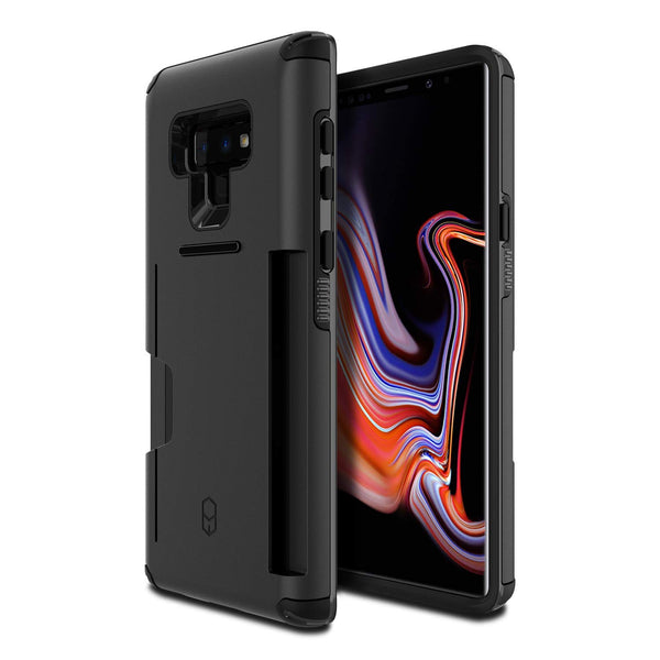 GALAXY NOTE 9 CASE - LEVEL WALLET