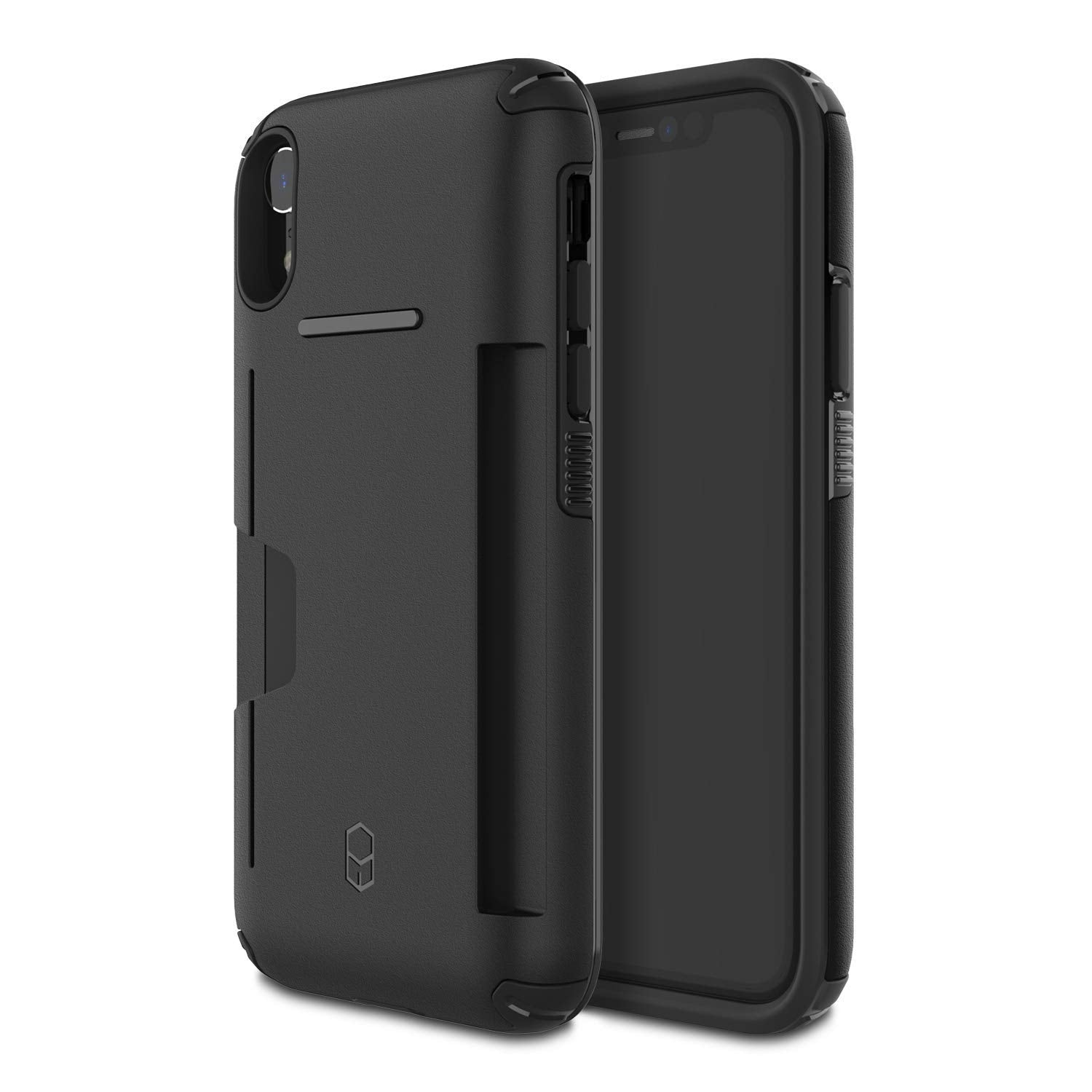 IPHONE XR CASE - LEVEL WALLET