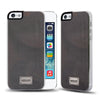 iPhone SE / 5s / 5 Snap case CLASSIQUE STONE SLATE - Patchworks Global Inc - 2