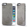iPhone SE / 5s / 5 Snap case CLASSIQUE STONE SLATE - Patchworks Global Inc - 3