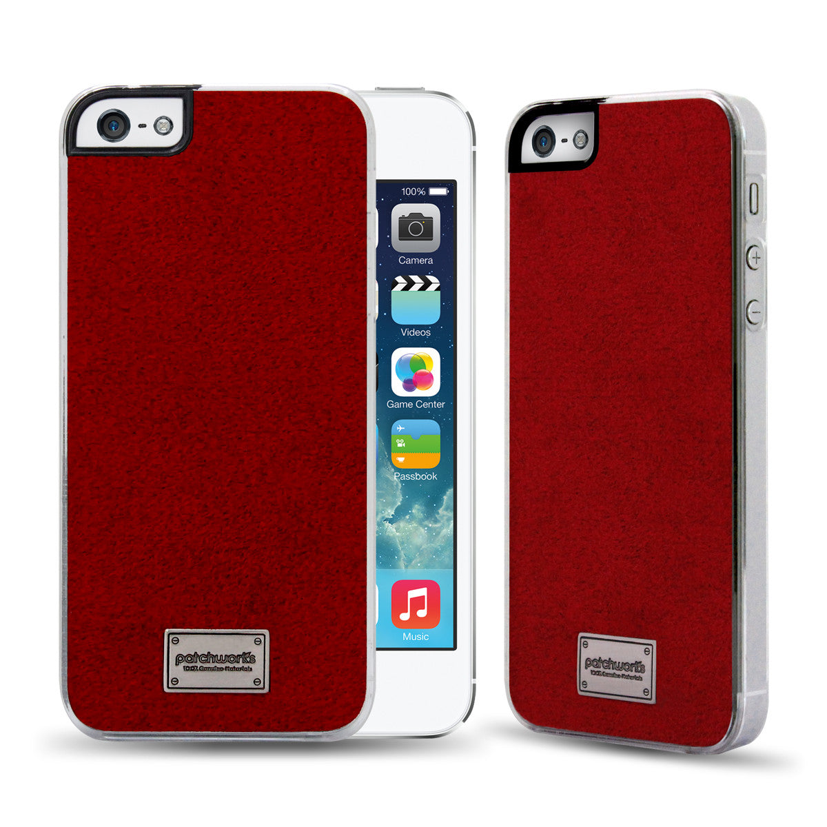 iPhone SE / 5s / 5 Snap Case CLASSIQUE ULTRASUEDE - Patchworks Global Inc - 6