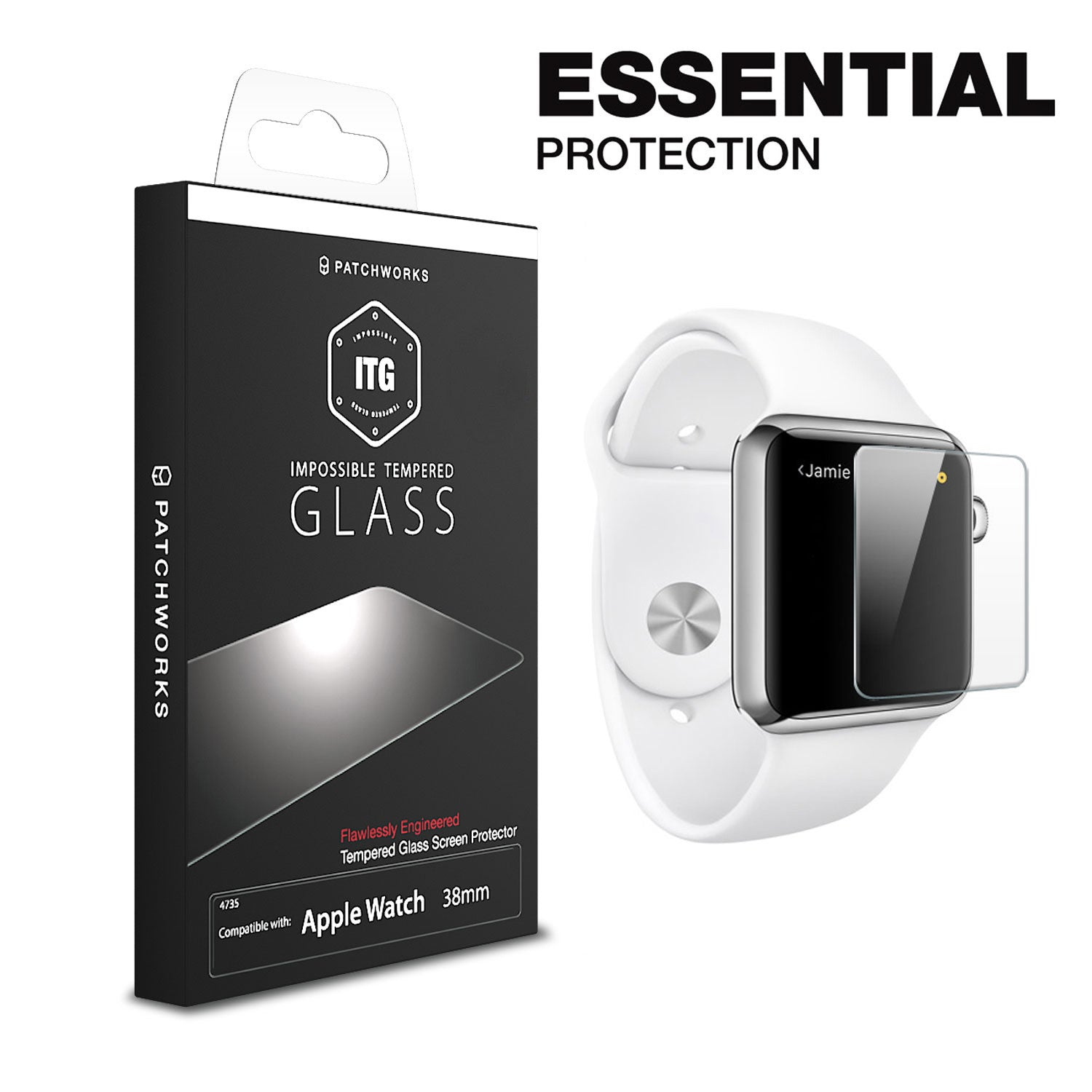 Apple Watch ITG Plus screen protector