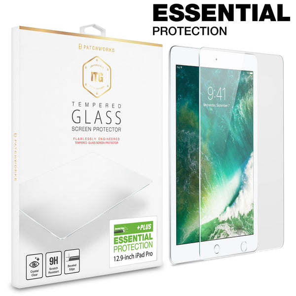 iPad Pro 12.9-inch Tempered Glass Screen Protector - ITG PLUS