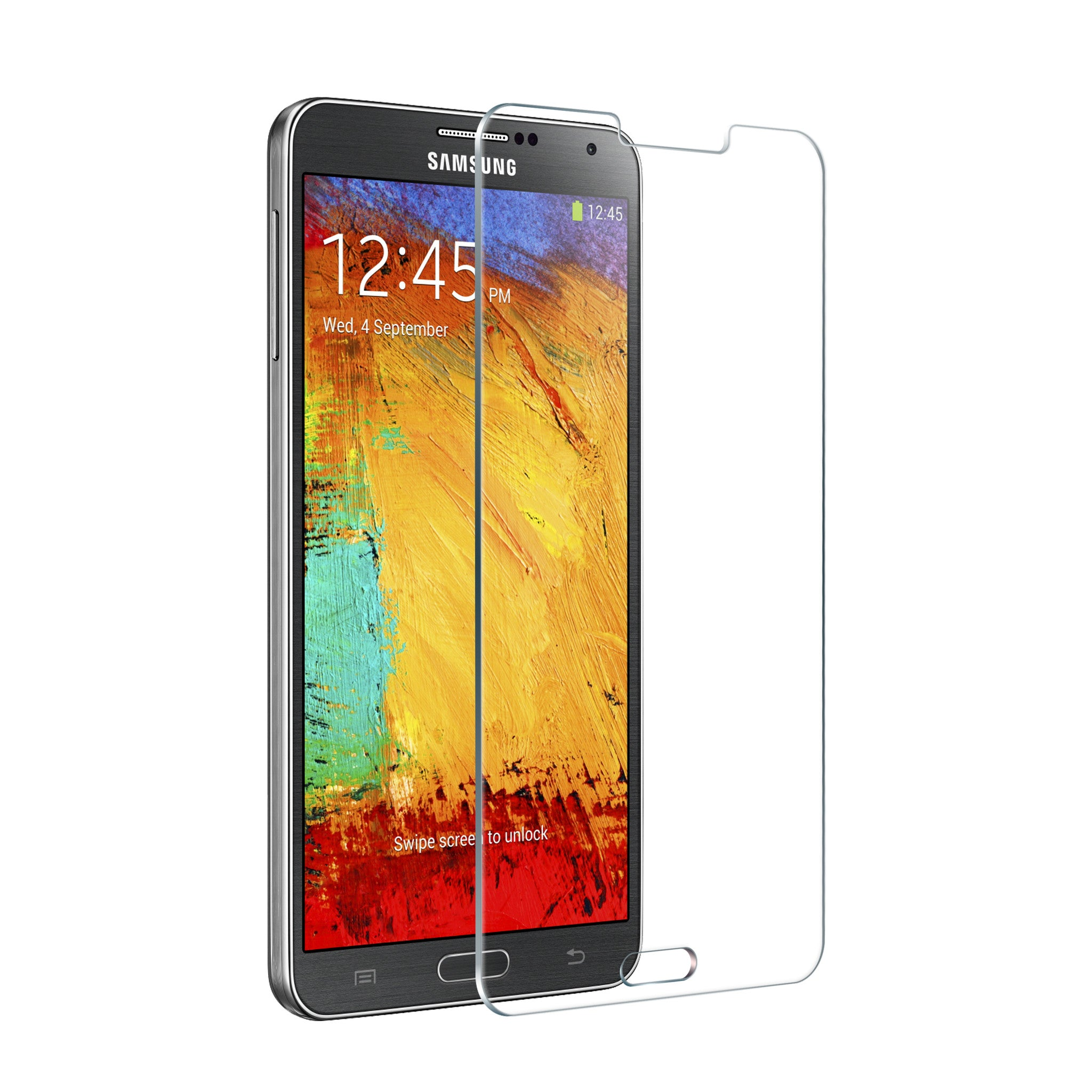 ITG PRO Tempered Glass for Galaxy Note 3 - Patchworks Global Inc  - 1