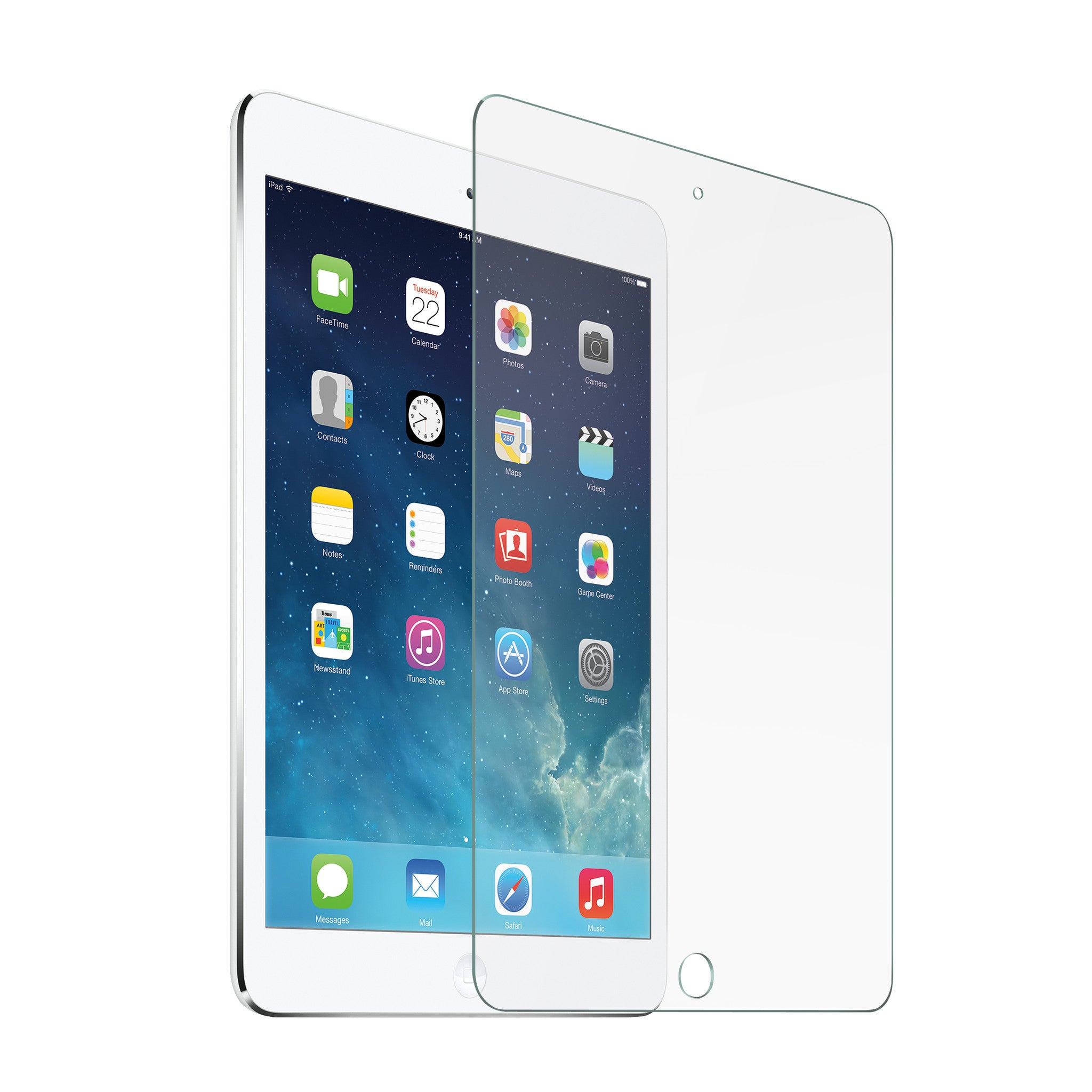 ITG PRO Tempered Glass for iPad Mini & Mini Retina Display - Patchworks Global Inc  - 1