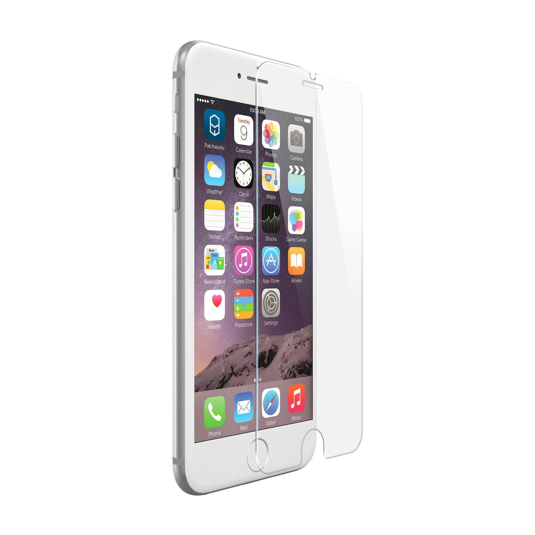 ITG PRO Plus Tempered Glass for iPhone 6s Plus & 6 Plus - Patchworks Global Inc - 1