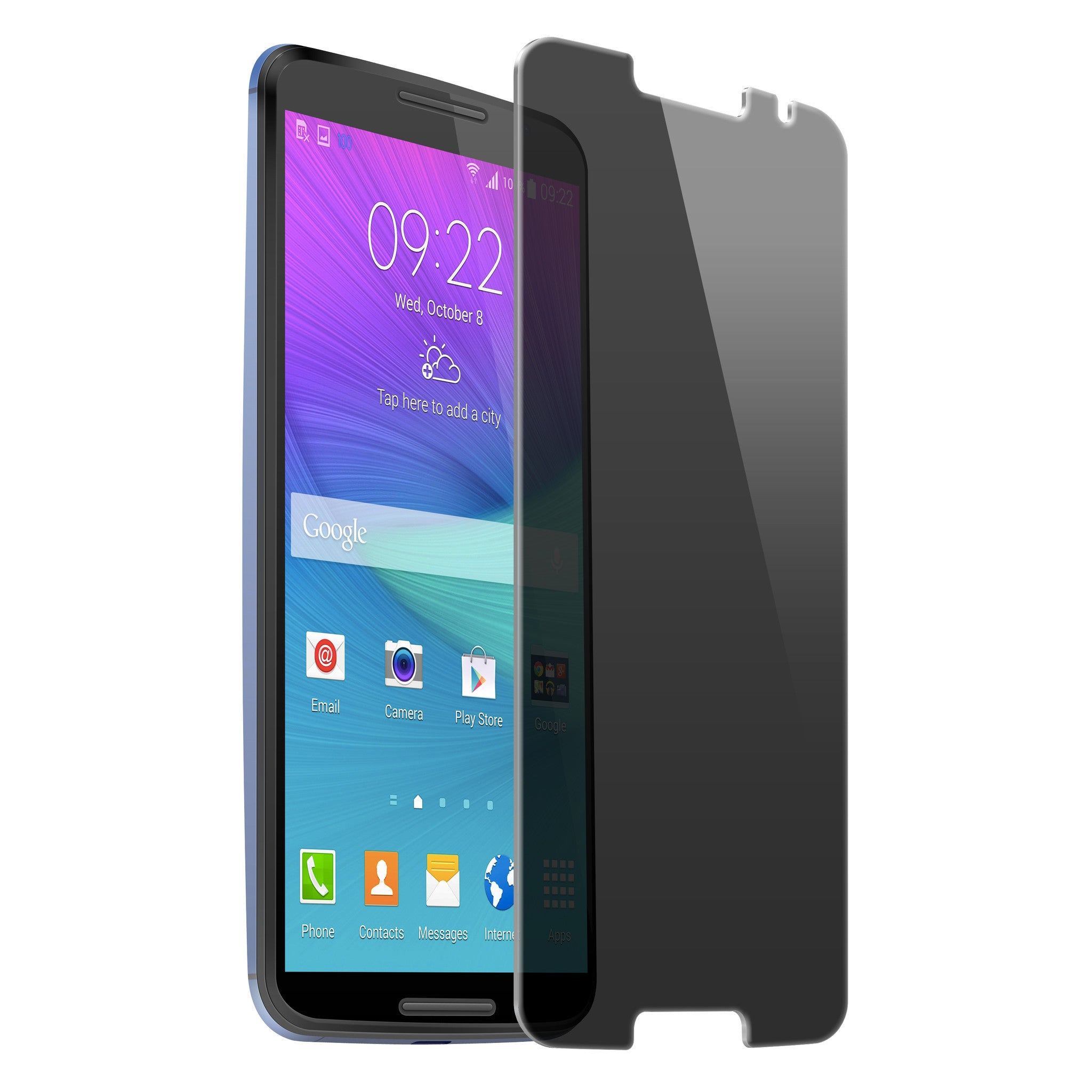 ITG PRO Privacy Tempered Glass for NEXUS 6 - Patchworks Global Inc