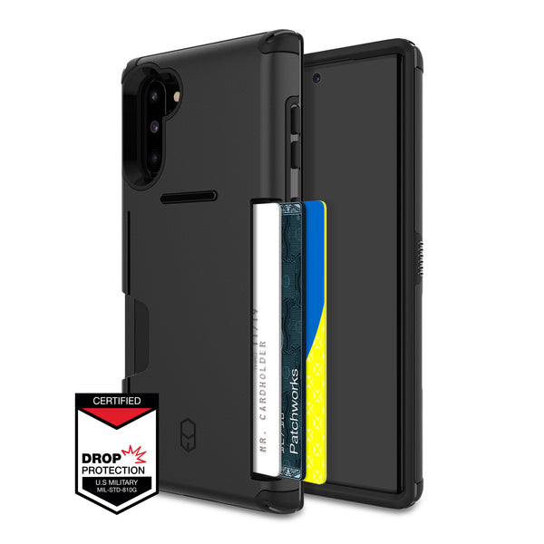 GALAXY NOTE 10 CASE - LEVEL WALLET