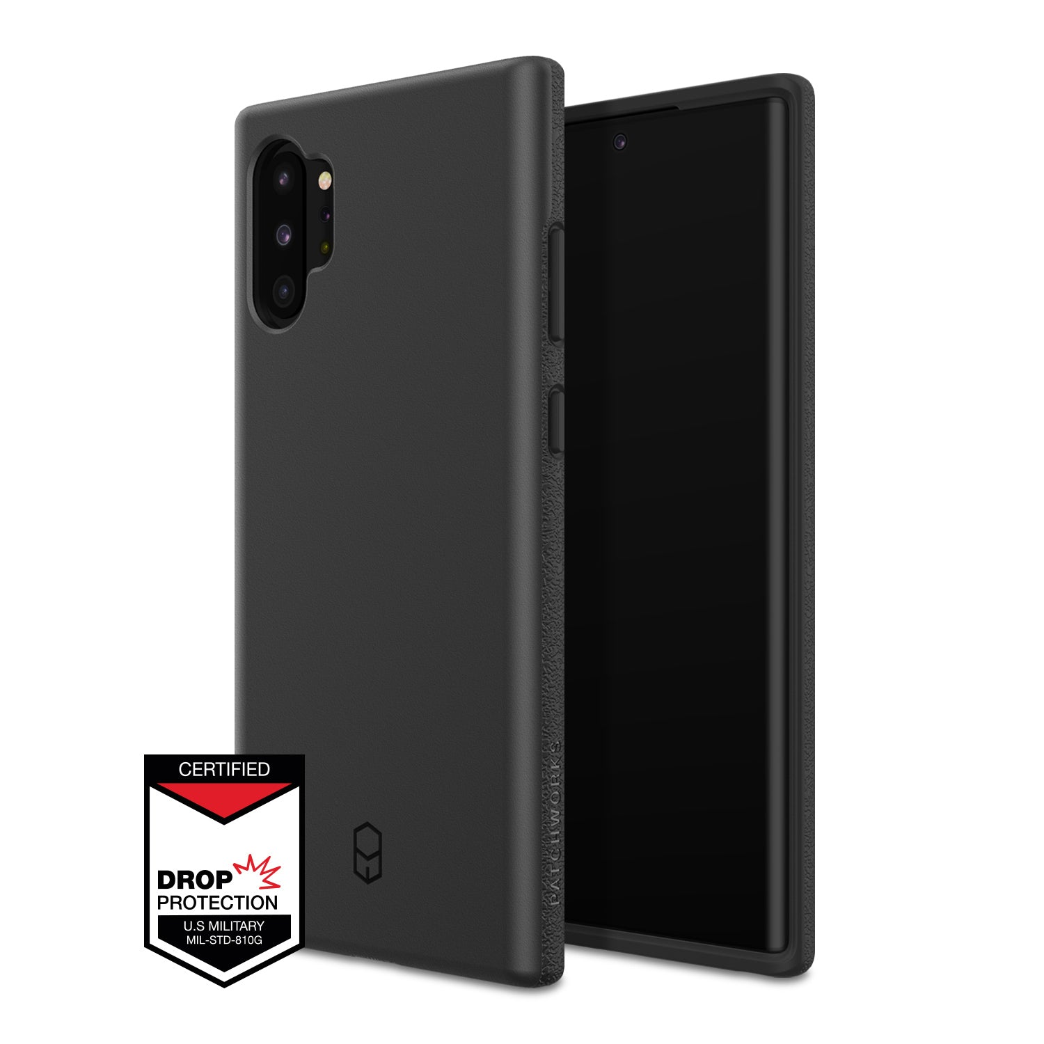 GALAXY NOTE 10 PLUS CASE - LEVEL ITG