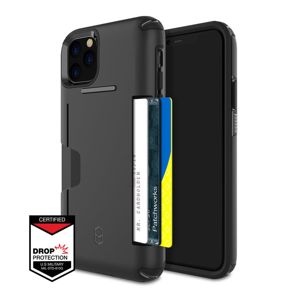 iPHONE 11 PRO MAX Case Level WALLET 6.5