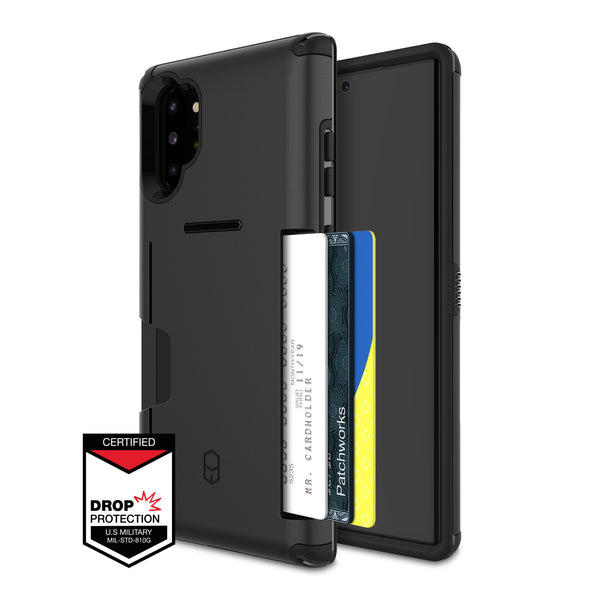 GALAXY NOTE 10 PLUS CASE  - LEVEL WALLET