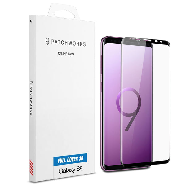 Galaxy S9 Glass Screen Protector - ITG Full Cover