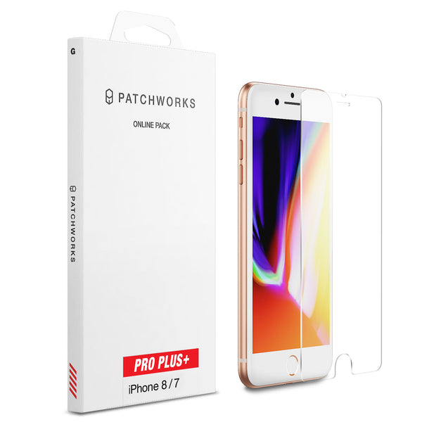 IPHONE 8 / 7 GLASS SCREEN PROTECTOR - ITG PRO PLUS