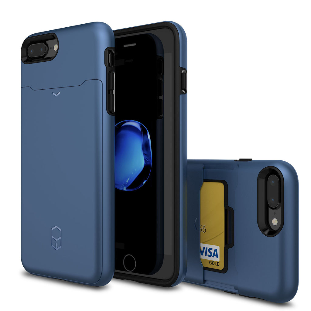 Iphone S Credit Card Holder Case