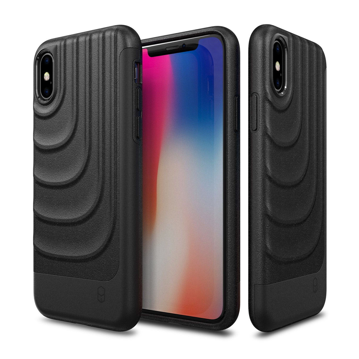 IPHONE X CASE - WAVE GRIP