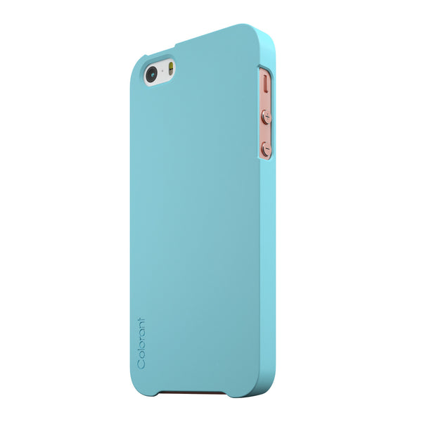 IPHONE SE PATCHWORKS COLORANT CASE COLOR CASE - Patchworks Global Inc - 1