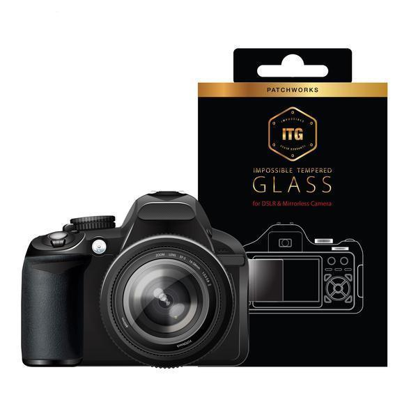 DSLR & Mirrorless Camera Glass Screen Protector ITG PRO PLUS