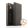 IPhone 6s Plus / 6 Plus Zipper Calf Skin Leather case SLG D5 - Patchworks Global Inc - 2