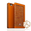 iPhone 6s PLUS / 6 PLUS Premium Leather Fabric Wallet Case SLG D5 Edition - Patchworks Global Inc - 4