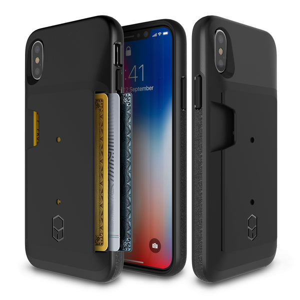 IPHONE X CASE - LEVEL WALLET