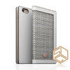 iPhone 6s PLUS / 6 PLUS Premium Leather Fabric Wallet Case SLG D5 Edition - Patchworks Global Inc - 5