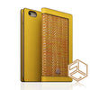 iPhone 6s PLUS / 6 PLUS Premium Leather Fabric Wallet Case SLG D5 Edition - Patchworks Global Inc - 6